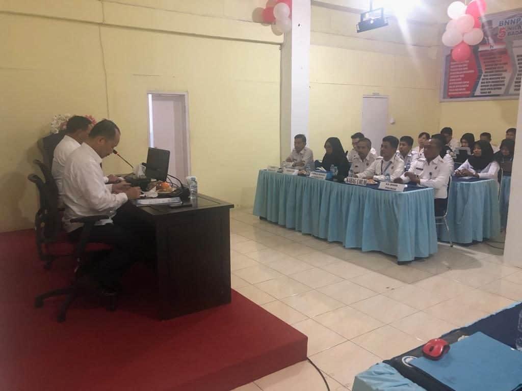 Taklimat Awal Audit Ittama di Wilayah Propinsi Sulawesi Barat