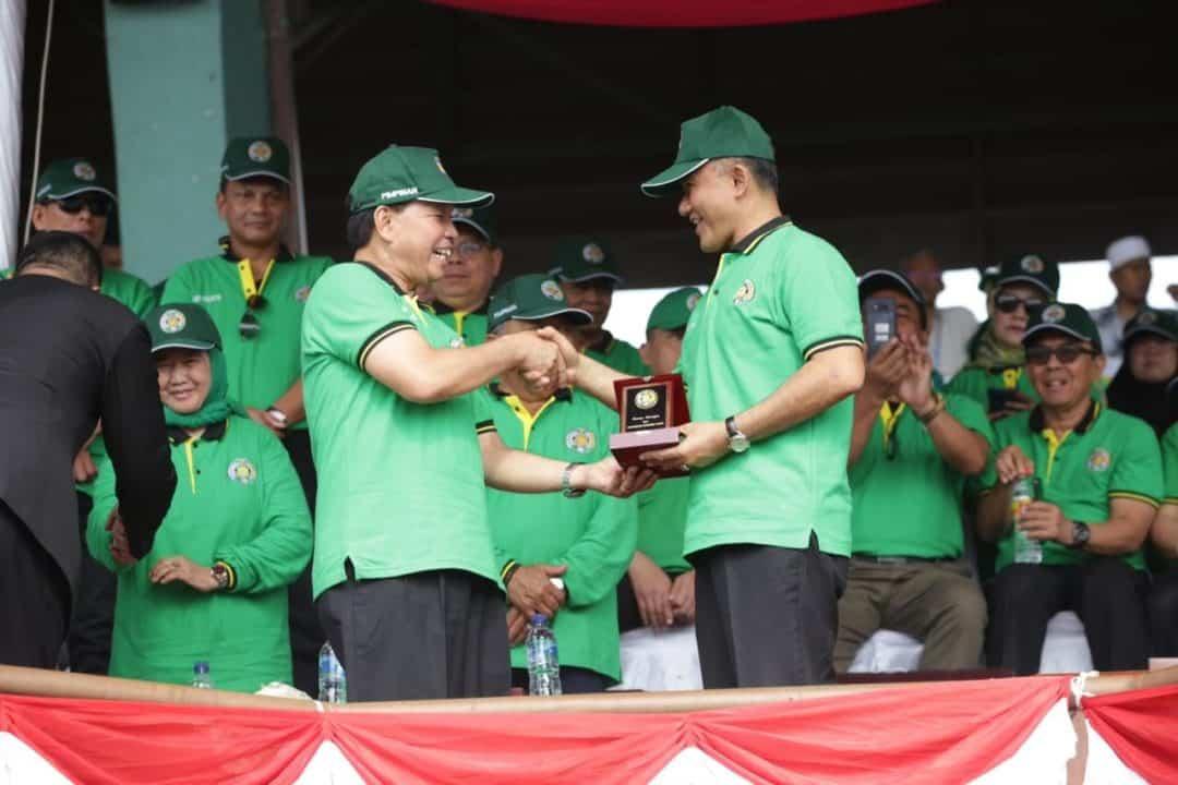 HW Imbau 8000 Maba Universitas Sumatera Utara Jauhi Narkoba