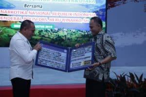 Temui Forkompimda Menjadi Agenda Pertama Rangkaian Kunjungan Kerja HW di Medan