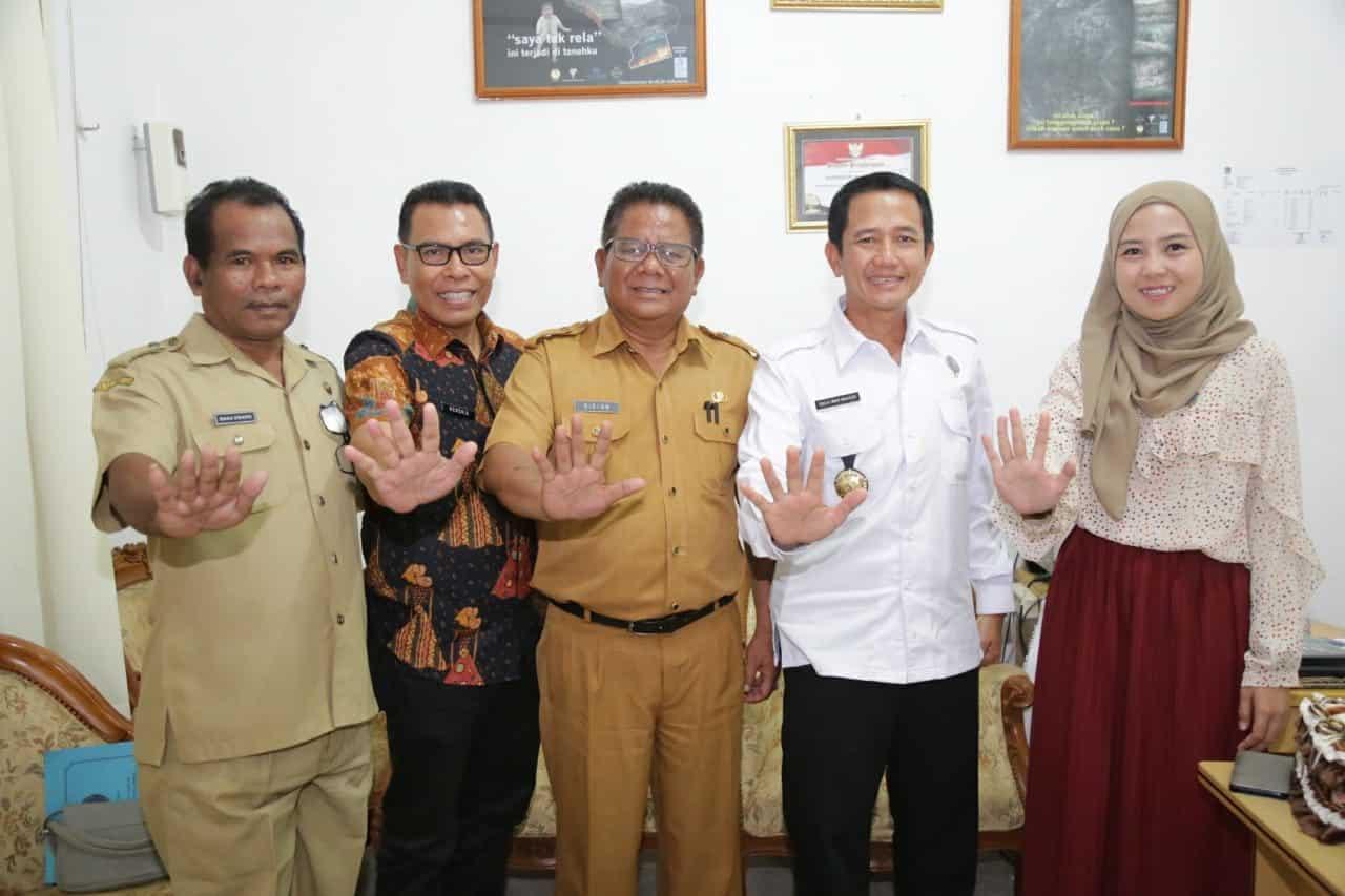 Masuk Dalam Zona Kuning, BNNP NTT Dorong Bupati Sumba Timur Bentuk BNN Kabupaten/Kota