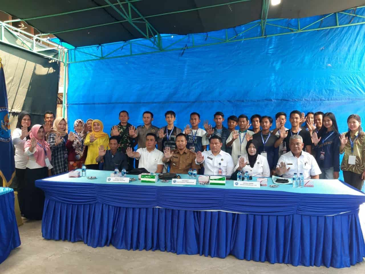Direktorat Pemberdayaan Alternatif melalui pengembangan wirausaha Bagi Masyarakat Kawasan Rawan Narkoba di Desa Ulak Jermun, Kab OKI, Sumatera Selatan