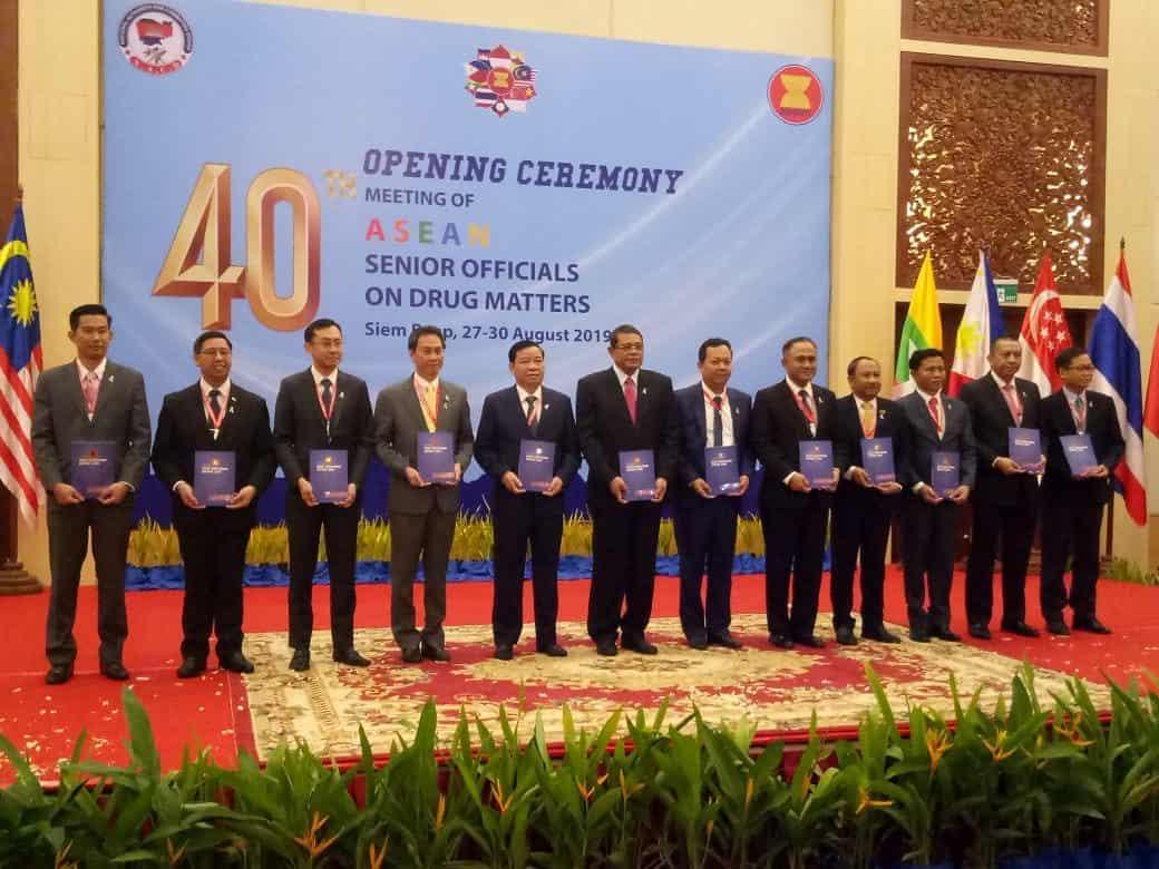 BNN Kenalkan Toko Online www.tokostopnarkoba.com Dalam Pertemuan ASOD di Kamboja