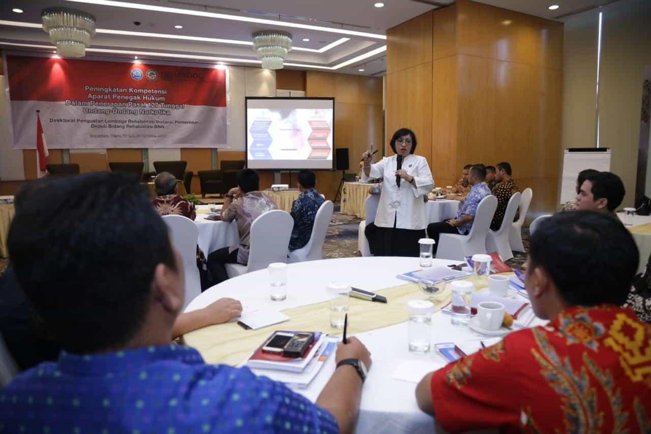 Asesmen Terpadu Langkah Bijak dalam Tangani Masalah Narkotika di Indonesia