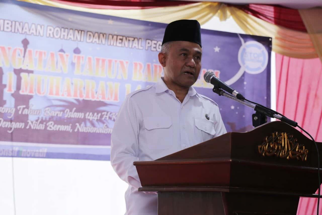 Bangun Semangat Hijrah Dengan Nilai-Nilai Organisasi BNN Melalui Peringatan Tahun Baru Islam