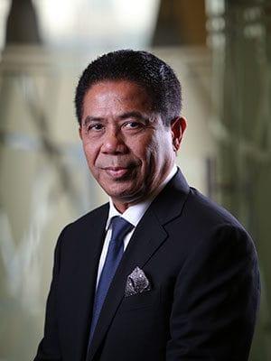 """Komisaris Jenderal Polisi (Purn) Drs. Gregorius """"Gories"""" Mere"""