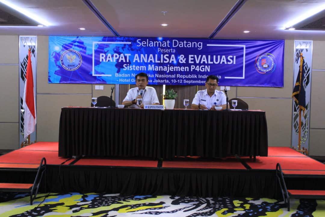 Rapat Analisa dan Evaluasi Sistem Manajemen P4GN Tahun 2019#3