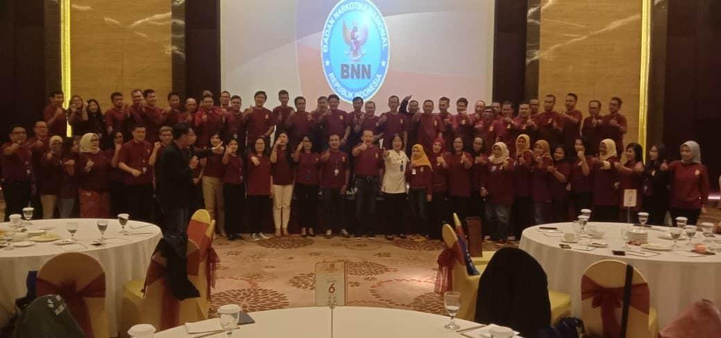 Sosialisasi Bahaya Penyalahgunan Narkoba di Lingkunagan Karyawan Bank BCA