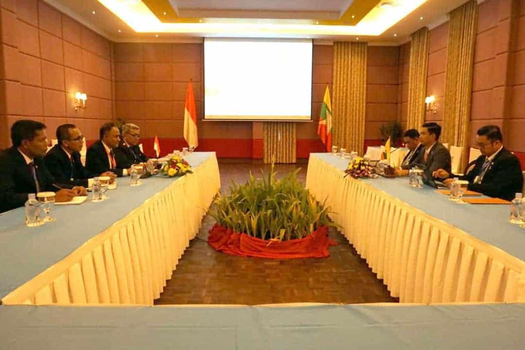 BNN Gelar Bilateral Meeting Perkuat Kerja Sama antar Negara dalam Penanggulangan Kejahatan Narkotika