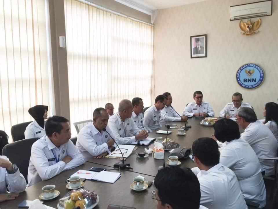 Taklimat Awal Audit Ittama TA 2018 di Wilayah Sumatera Utara