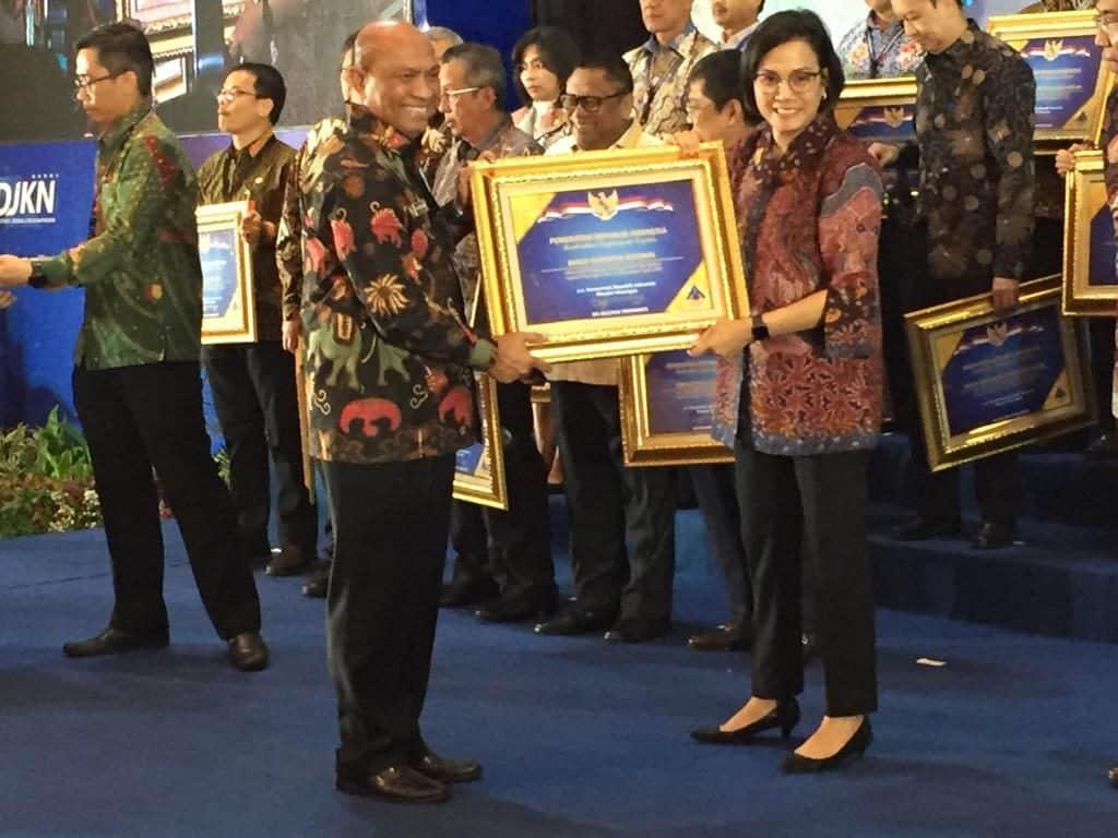 BNN Terimna Penghargaan dari Pemerintah, Opini WTP 5 tahun berturut