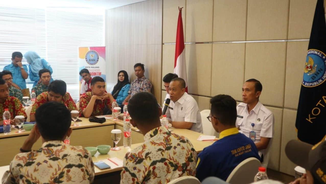 Penjaringan Opini Pelajar tentang Rumah Edukasi Anti Narkoba di Kota Malang