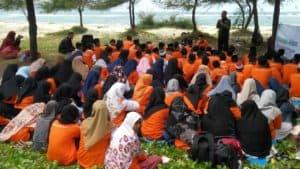 BNNP Aceh Bekali Pemahaman Narkoba Kepada Anak Yatim Bersama Rumah Zakat