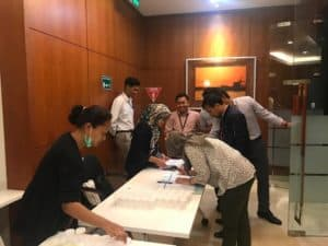 Tes Urine di Bank Indonesia