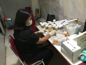 Tes Urine Kementerian Koperasi dan UKM