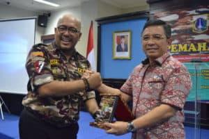 Deputi Pencegahan Terima Kunjungan FKPPI DKI Jakarta
