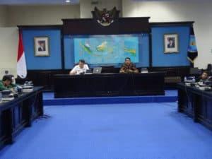 Kepala Biro Kepegawaian dan Organisasi Settama BNN Terima Kunjungan Mahasiswa Universitas Islam Negeri Yogyakarta