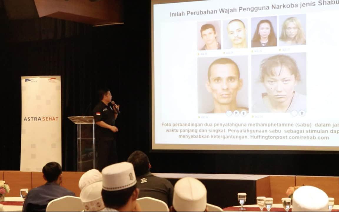 Deputi Pencegahan Himbau Pelajar Untuk Berprestasi Tanpa Narkoba