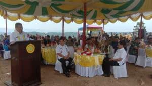 Pengembangan Jagung Hibrida di Lahan Seluas 11.047 ha di Bireuen bentuk sinergi Implementasi GDAD Tahun 2019