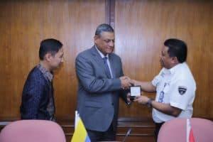Alutsista Indonesia Jadi Rujukan Kepolisian Nasional Kolombia Perangi Narkoba