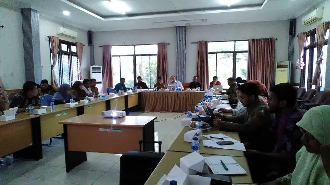 Direktur Pemberdayaan Alternatif BNN di Jantho Aceh Besar Bersama Bappenas