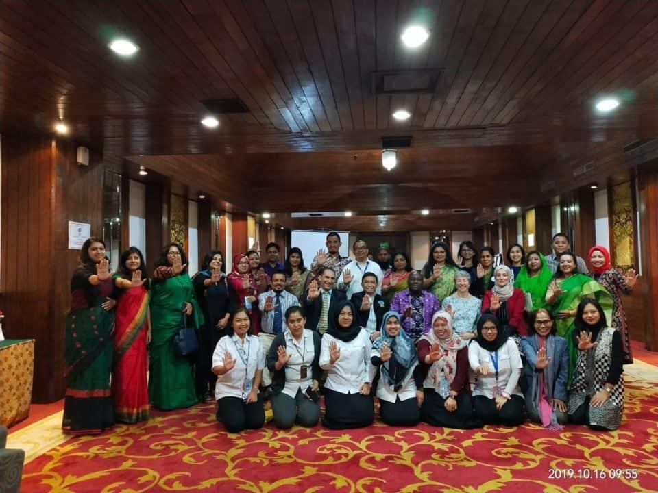 Penyegaran Fasilitator Tingkat Regional dalam Program Ketahanan Keluarga