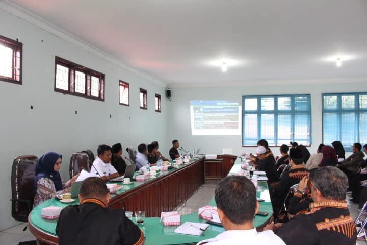 Perkuatan GDAD melalui pengembangan Kawasan Agrowisata di Gayo Lues
