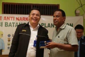 BNN Bangun Komitmen Cegah Lahgun Narkoba Pekerja Sawit di Jambi