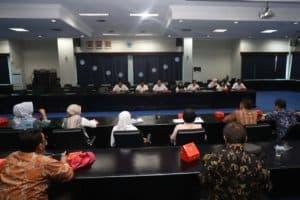 Pansus DPRD Kabupaten Banyumas Konsultasi ke BNN terkait program P4GN