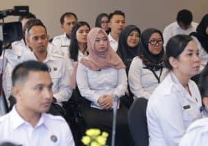 33 Pegawai BNN Wilayah Barat Lakukan Uji Kompetensi Sertifikasi Profesi Konselor Adiksi