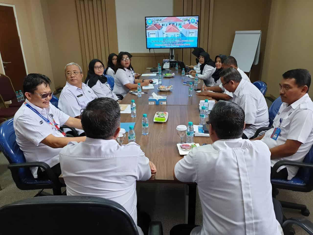 Kegiatan Pembangunan Zona Integritas di BNNP Jawa Timur