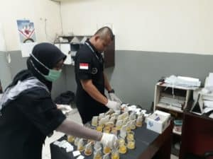Kepedulian PT.Garda Utama Arthadarma Terhadap Bahaya Lahgun Narkoba