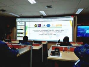 Maksimalkan Peran Daerah, Deputi Dayamas Lakukan Vidcon