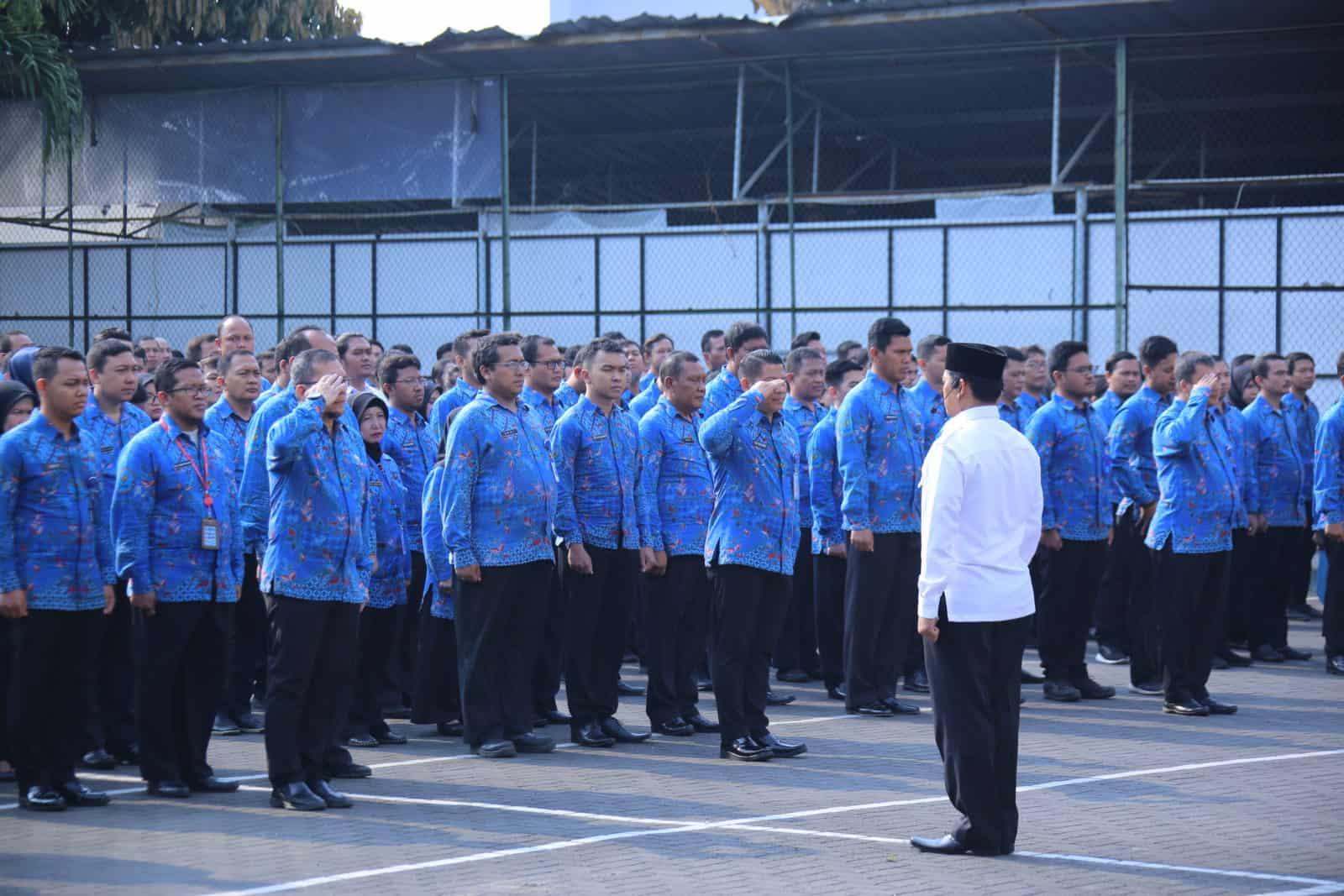 Upacara Hari Pahlawan 10 November 2019