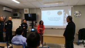 Kepala BNN RI Kunjungi Pusat Pelatihan K-9 Krpolisian Perancis