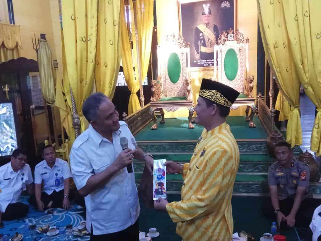 Menilik Potensi Kampung Beting Menjadi Kawasan Wisata Religi