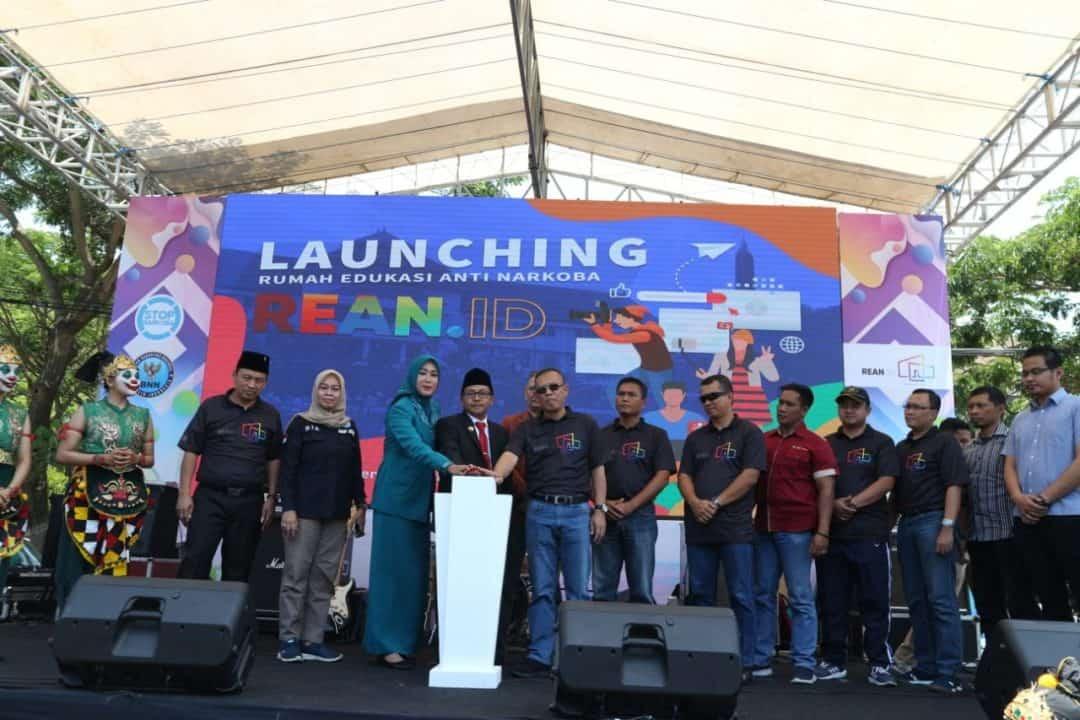 Antusiasme Arek Malang dipeluncuran REAN.id
