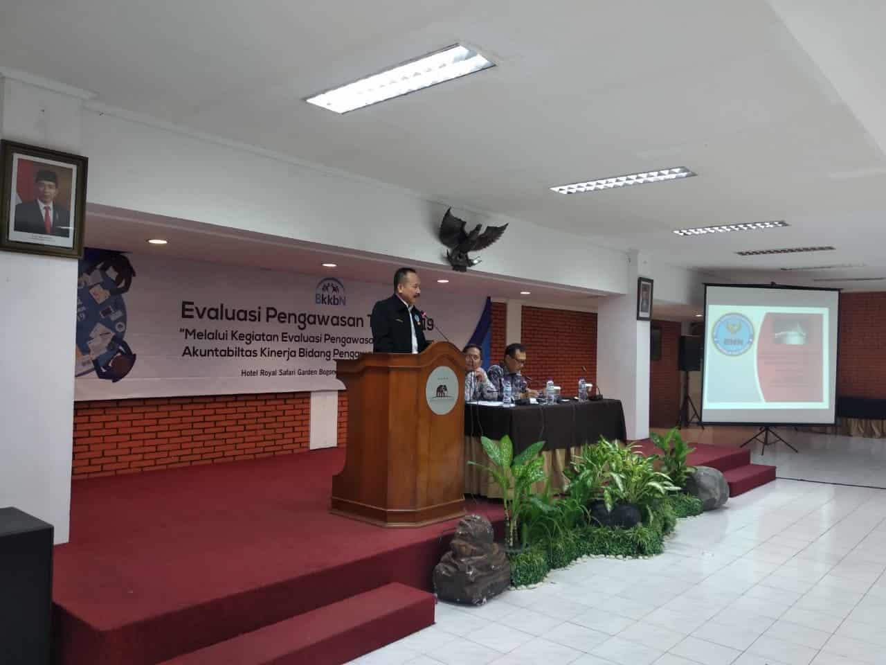 Plt. Irtama Menjadi Narasumber Sistem Manajemen Anti Suap di BKKBN