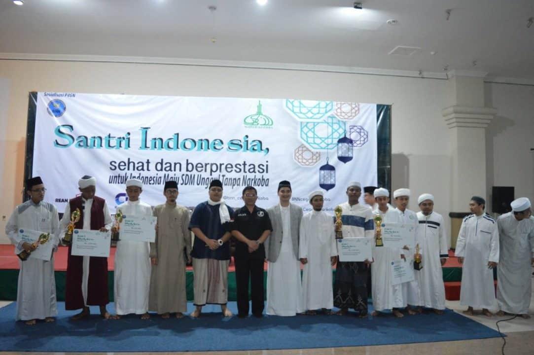 Santri Indonesia Harus Berhati – Hati Akan Bahaya Penyalahgunaan Narkoba