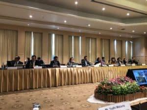 Bilateral Meeting Indonesia dan Thailand di Provinsi Chiang Rai, Thailand