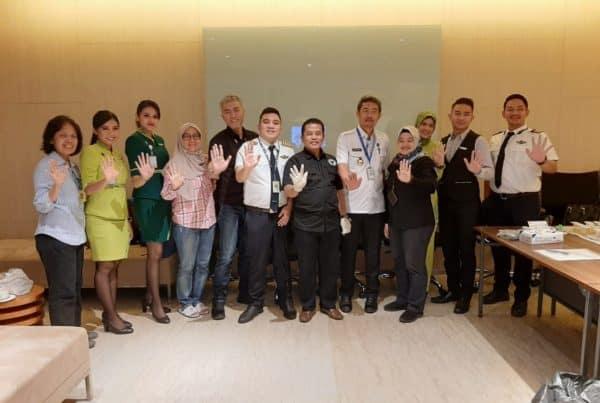 Citilink Indonesia Lakukan Tes Urine Bagi Pilot, Kopilot dan Awak Kabin