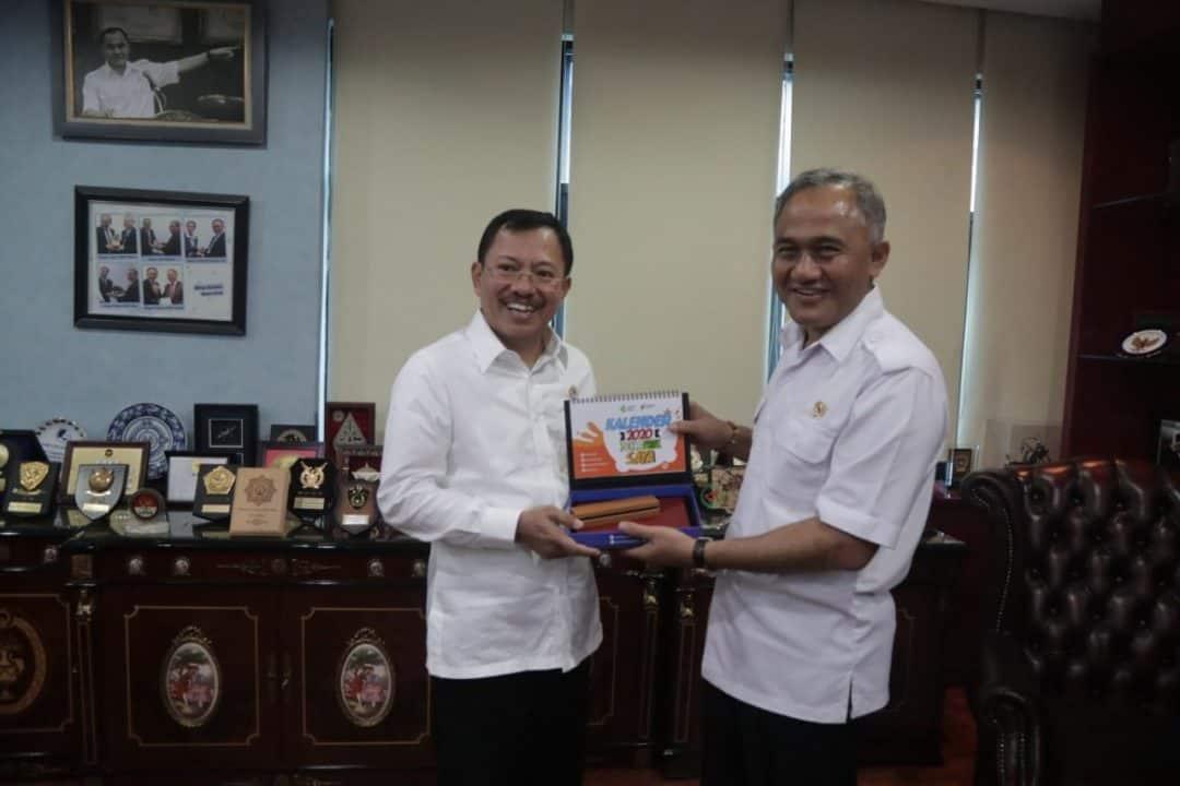 Jelang Pilkada, Kementerian Kesehatan Lakukan Konsolidasi Dengan BNN
