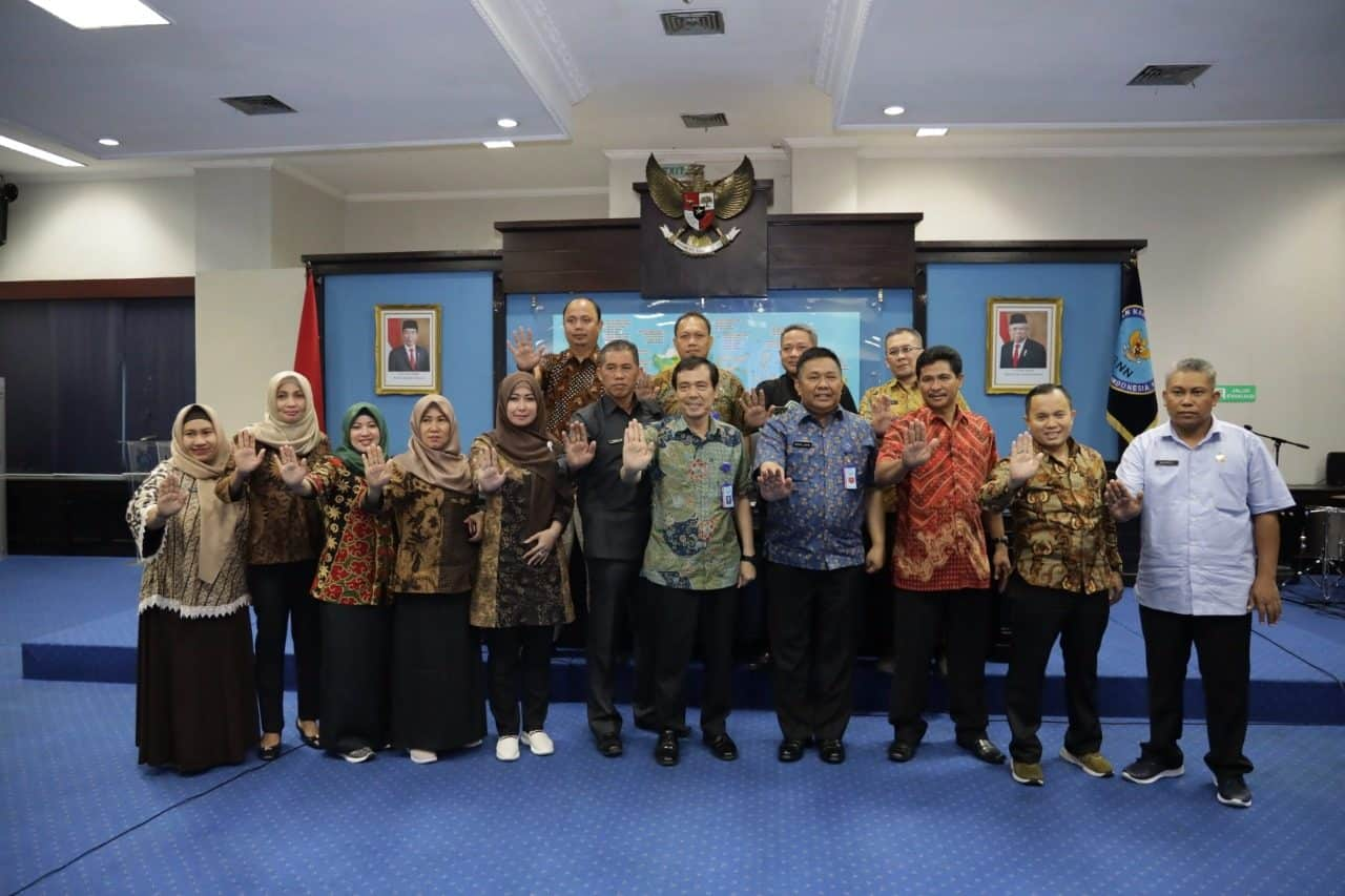 BNN Beri Masukan Pansus VII DPRD Kab Bangka Dalam Susun Raperda P4GN