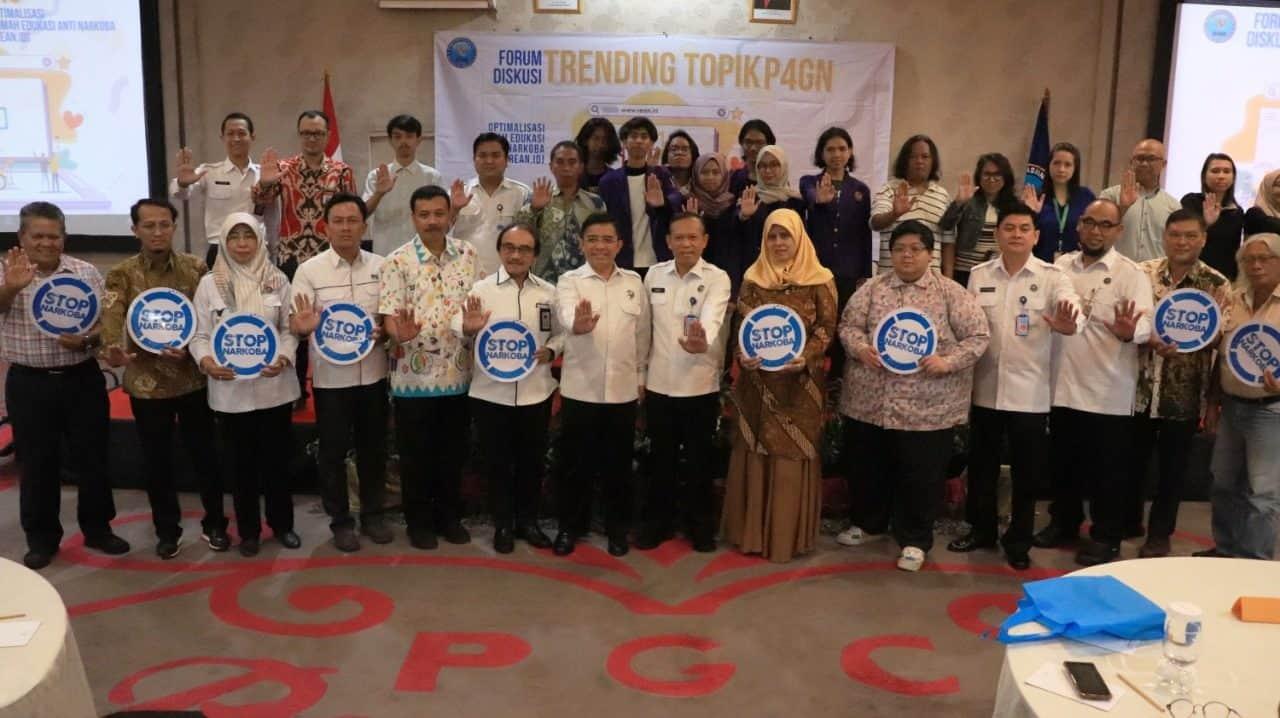 Deputi Bidang Pencegahan Gandeng Jurnalis Viralkan REAN.ID