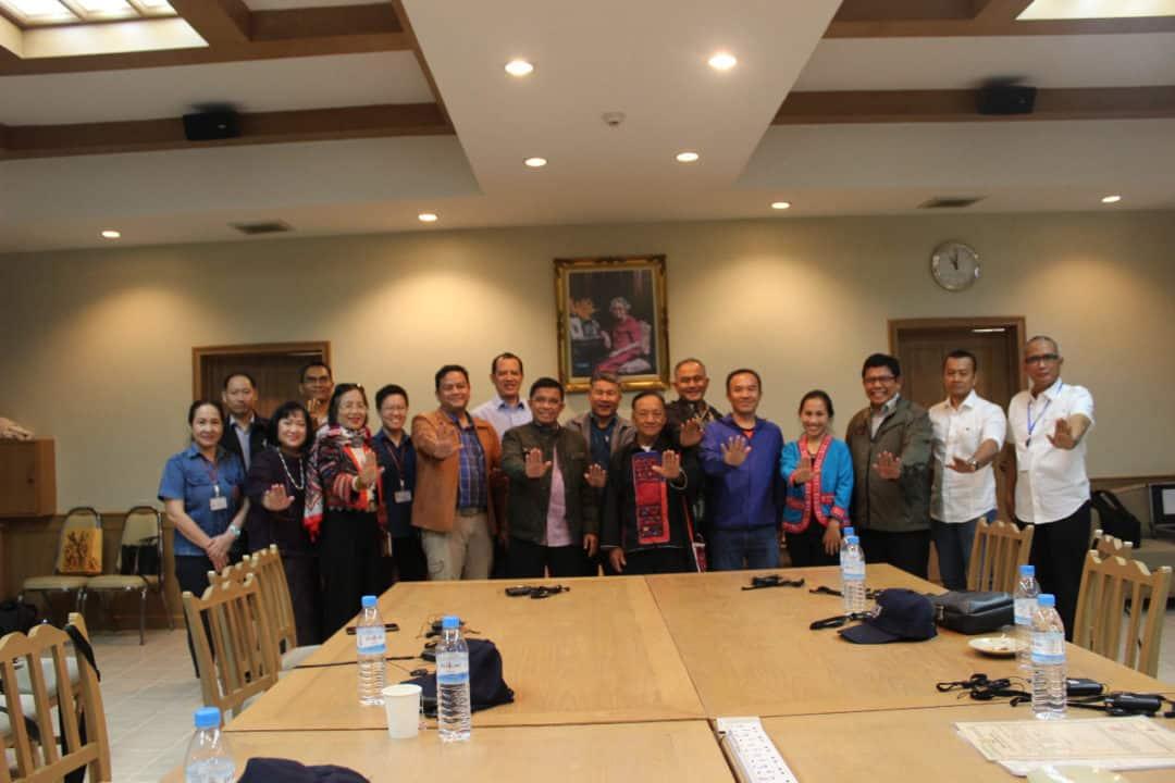 Bilateral Meeting Indonesia dan Thailand dalam Pencegahan dan Pemberantasan Penyalahgunaan Peredaran Gelap Narkoba