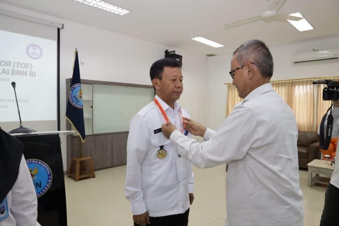 Pelatihan Training Of Fasilitator Wujudkan Pegawai BNN Yang Berkarakter Dan Profesional