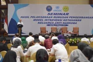 BNN Gelar Seminar Nasional Pengembangan Model Intervensi Keluarga Anti Narkoba