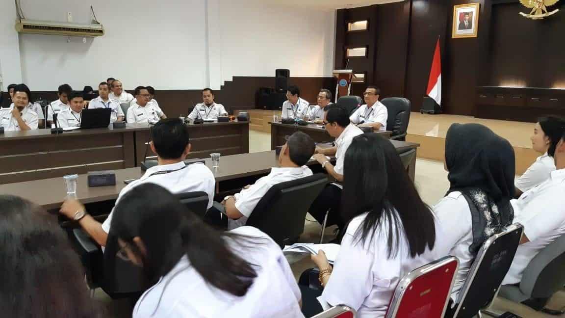 Sosialisasi Pedoman Kode Etik Auditor Ittama BNN