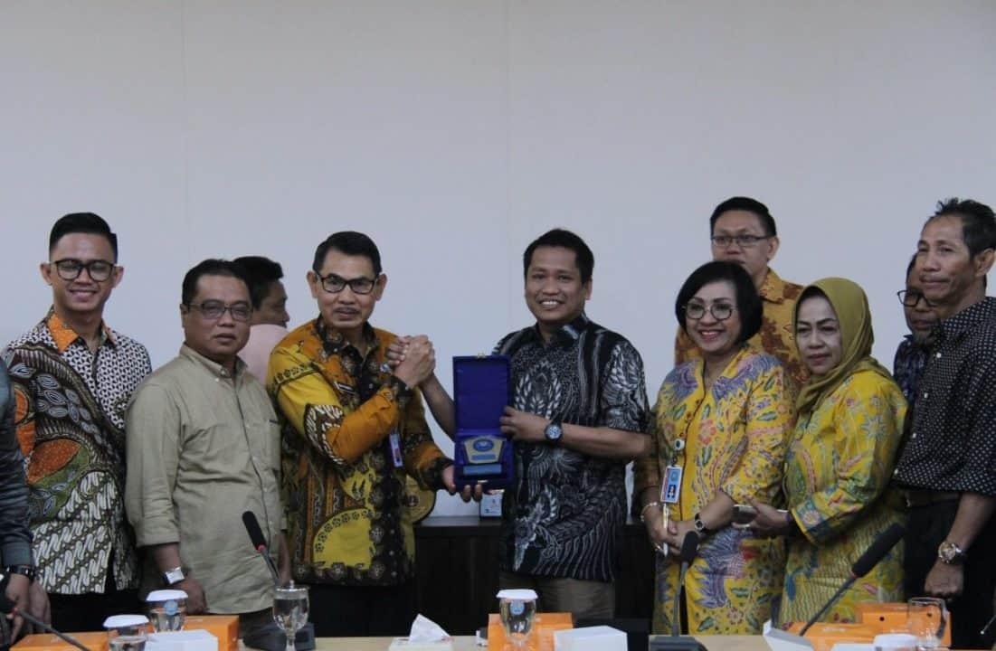 DPRD Jawa Timur dan DPRD Kota Pontianak Kompak Kunjungi BNN