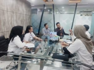 Audiensi Program Pemberdayaan Alternatif dengan PT. Bank Rakyat Indonesia