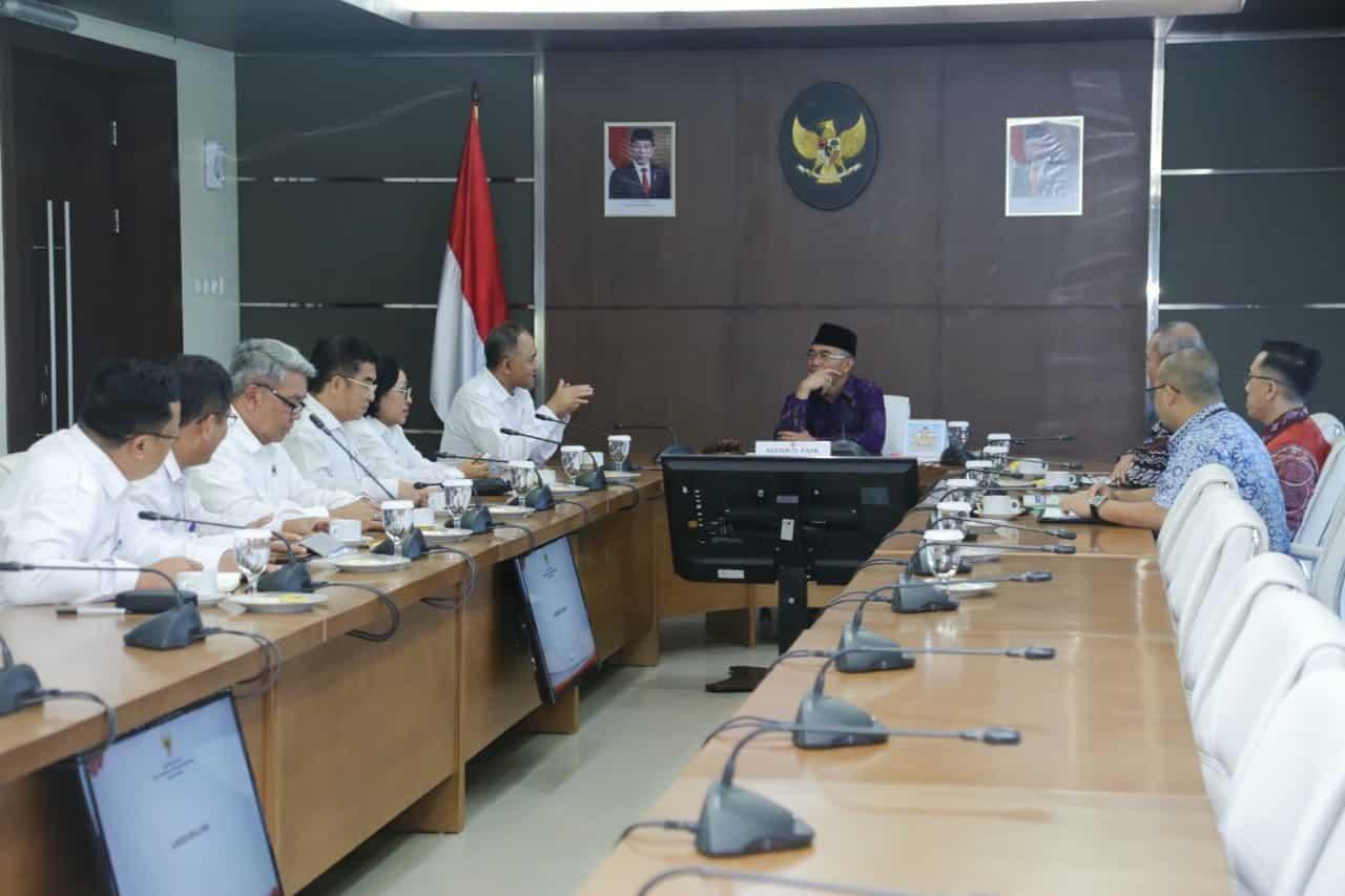 Kepala BNN Minta Dukungan Menko PMK Terkait Rehabilitasi